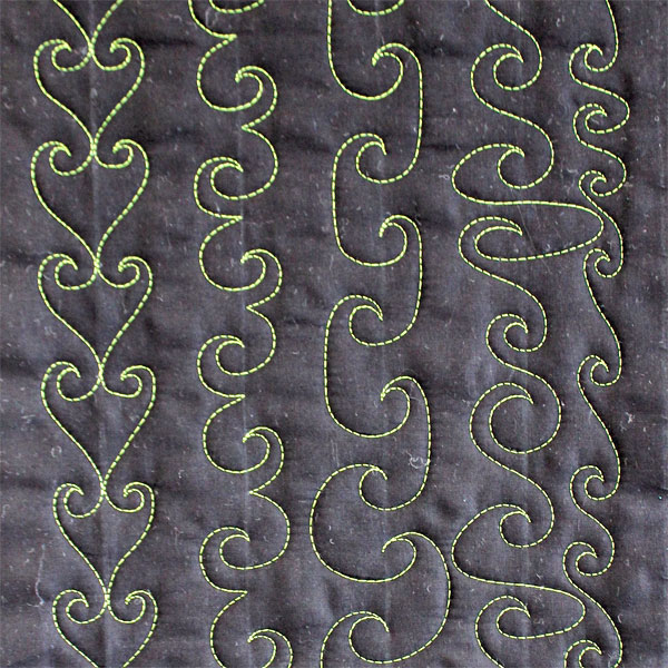 Let's Quilt! Free Motion Quilting & the Magical Six