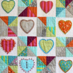 Hearts and Lollipops Detail
