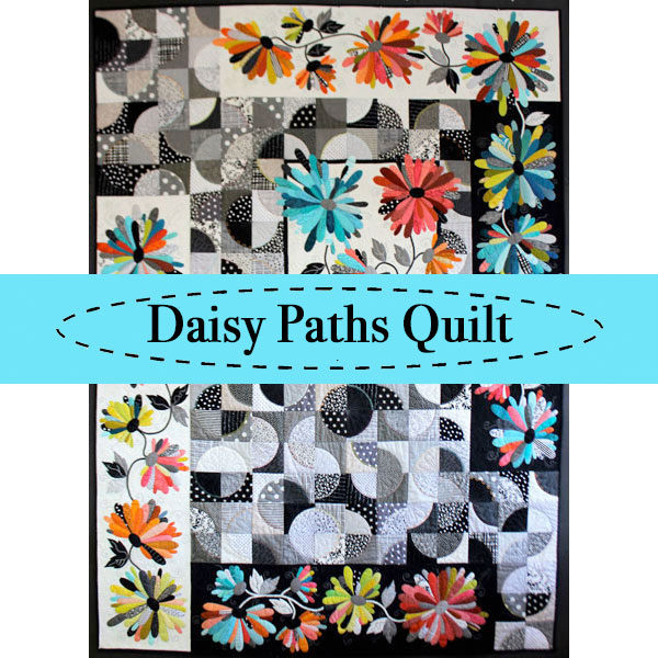 Daisy Paths Quilt