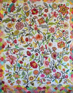 Learn Decorative Stitch Applique