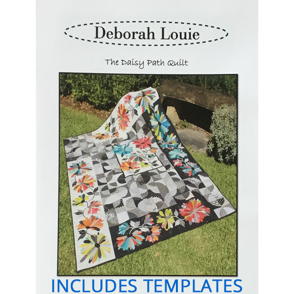 Daisy Path Book with Templates