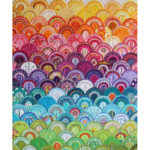 Glamorous Clams Wall Hanging by Deborah Louie