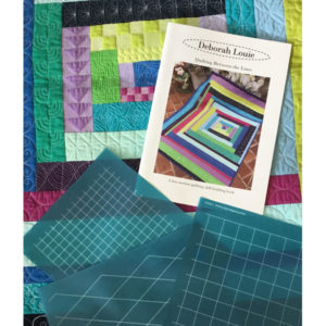 Quilting Between the Lines by Deborah Louie