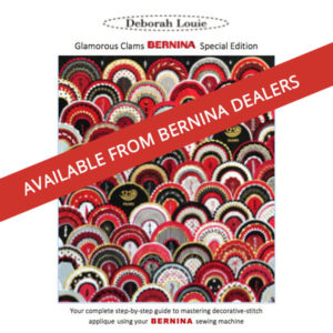 Glamorous Clams BERNINA Special Edition