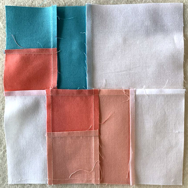 Let's Quilt - Seams