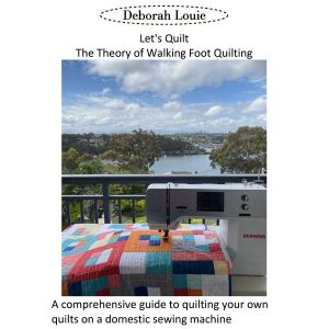 Let's Quilt: Theory of Walking Foot Quilting
