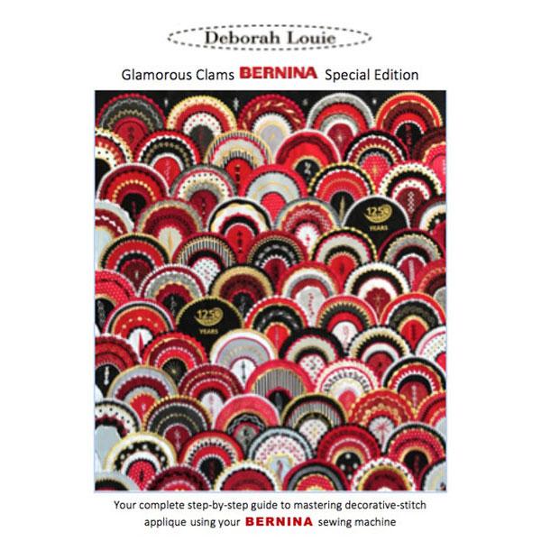 Glamorous Clams BERNINA Special Edition Book
